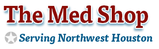 The Med Shop Logo